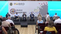 Zilele Diasporei. Sesiunea: Ministerul Afacerilor Externe și Integrării Europene