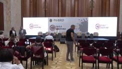 Zilele Diasporei. Sesiunea: Ministerul Sănătății, Muncii și Protecției Sociale