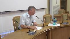 Ședința săptămânală a serviciilor primăriei Chișinău din 19 august 2019