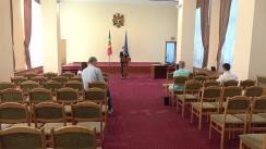 Conferință de presă susținută de Șeful Administrației de Stat a Drumurilor, Gheorghe Curmei, privind deciziile luate în cadrul Consiliului Fondului Rutier