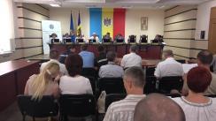 Ședința Comisiei Electorale Centrale din 20 august 2019