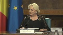 Ședința Guvernului României din 21 august 2019