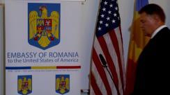 Declarație de presă susținută de Președintele României, Klaus Iohannis, după întrevederea cu Președintele Statelor Unite ale Americii, Donald Trump