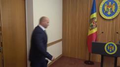 Declarațiile Ministrului Apărării, Pavel Voicu, după ședința Guvernului Republicii Moldova din 21 august 2019