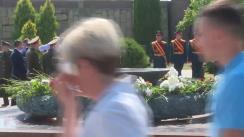 "Ceremonia de Comemorare ""Dincolo de tăcere..."" de la Complexul Memorial ""Capul de Pod Șerpeni"""