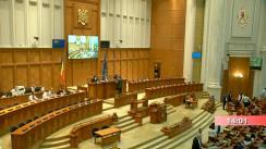 Ședința în plen a Camerei Deputaților României din 26 august 2019