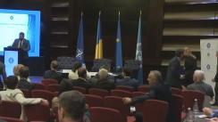 """Reuniunea Anuală a Diplomației Române. Sesiunea plenară """"Noi perspective pentru politica UE în vecinătatea estică – contribuția României și a Republicii Moldova"""""""