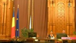 Ședința comisiei juridice, de disciplină și imunități a Camerei Deputaților României din 27 august 2019