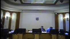 Ședința comisiei pentru industrii și servicii a Camerei Deputaților României din 27 august 2019