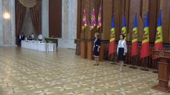 Discursul Președintelui Republicii Moldova, Igor Dodon, în cadrul Recepției oficiale, oferite cu prilejul Zilei Independenței