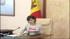 Ședința Guvernului Republicii Moldova din 30 august 2019
