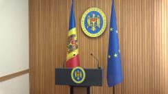 Declarațiile Ministrului Economiei și Infrastructurii, Vadim Brînzan, după ședința Guvernului Republicii Moldova din 30 august 2019
