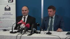 Conferință de presă susținută de președintele Autorității Electorale Permanente, Constantin-Florin Mitulețu-Buică, pe tema votului în străinătate