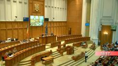 Ședința în plen a Camerei Deputaților României din 2 septembrie 2019