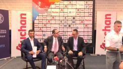 Conferință de presă organizată de Federația Română de Ciclism cu ocazia lansării ediției 2019 a Turului României