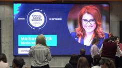 """Evenimentul """"Social GOOD Summit 2019. Cum abordăm criza de mediu: o cursă contra-cronometru"""""""