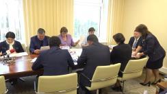 Ședința Comisiei economie, buget și finanțe din 4 septembrie 2019