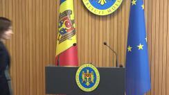 Declarațiile Prim-ministrului Republicii Moldova, Maia Sandu, după ședința Guvernului Republicii Moldova din 4 septembrie 2019