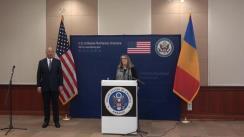 Conferință de presă susținută de ambasadorul SUA la UE, Gordon Sondland