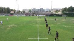Meciul de Rugby între CS Dinamo București - Timișoara Saracens. SuperLiga CEC BANK 2019-2020