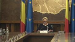 Ședința Guvernului României din 9 septembrie 2019