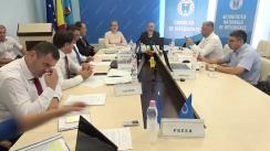 Ședința Consiliului de Integritate al Autorității Naționale de Integritate din 9 septembrie 2019