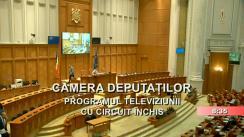 Ședința în plen a Camerei Deputaților României din 11 septembrie 2019