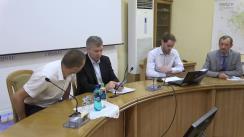 Declarații după ședința săptămânală a serviciilor primăriei Chișinău din 9 septembrie 2019
