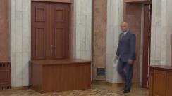 Declarațiile Președintelui Republicii Moldova, Igor Dodon, după ședința Consiliului Suprem de Securitate din 12 septembrie 2019