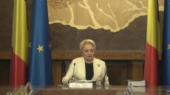 Ședința Guvernului României din 12 septembrie 2019
