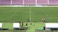 Meciul de Rugby între Timișoara Saracens - SCM Gloria Buzău. SuperLiga CEC BANK 2019-2020