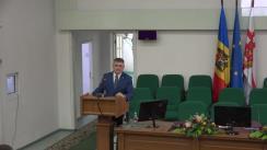 """Conferința științifică """"Managementul sănătății publice: realizări, provocări și perspective"""", ziua I-a"""
