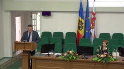 """Conferința științifică """"Managementul sănătății publice: realizări, provocări și perspective"""", ziua a II-a"""
