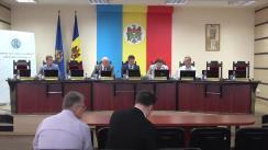 Ședința Comisiei Electorale Centrale din 13 septembrie 2019