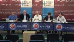 """Dezbateri publice cu tema """"Relațiile dintre componentele guvernării: practică, așteptări, provocări"""""""