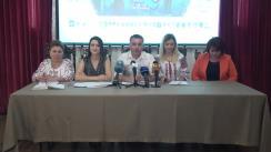 Conferință de presă organizată de Centrul etno-cultural VATRA de prezentare a detalii despre programul Festivalului Cultural al Românilor de Pretutindeni