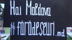 Lansarea campaniei naționale de colectare a deșeurilor electronice și electrice în cadrul IarmarEco, Hai Moldova