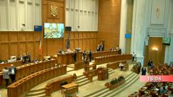 Ședința în plen a Camerei Deputaților României din 16 septembrie 2019