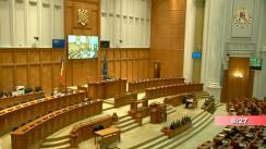 Ședința în plen a Camerei Deputaților României din 18 septembrie 2019