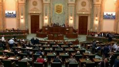 Ședința în plen a Senatului României din 16 septembrie 2019