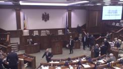 Ședința Parlamentului Republicii Moldova din 16 septembrie 2019