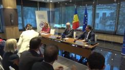 Discuție publică cu Directorul General pentru Politica Europeană de Vecinătate și Negocierile de Extindere din cadrul Comisiei Europene, Christian Danielsson