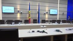 Semnarea Înțelegerii politice privind obiectivele tranzitorii între fracțiunile parlamentare din coaliția majoritară