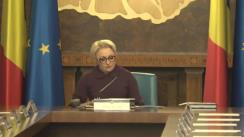Ședința Guvernului României din 17 septembrie 2019
