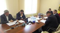 Prezentarea în cadrul ședinței Comisiei de anchetă pentru analiza modului de organizare și desfășurare a privatizării și concesionării proprietății publice (2013-2019) a rapoartelor preliminare privind legalitatea concesionării Aeroportului Internațional Chișinău și legalitatea privatizării Companiei AirMoldova