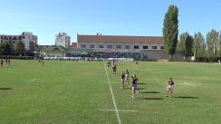 Meciul de Rugby între SCM Gloria Buzău - CS Universitatea Cluj. SuperLiga CEC BANK 2019-2020