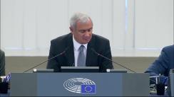 Ședința Parlamentului European din 17 septembrie 2019. Vot asupra candidaturii lui Christine Lagarde la șefia Băncii Centrale Europene