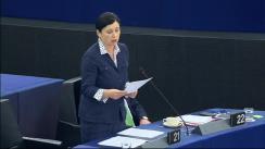 Ședința Parlamentului European din 17 septembrie 2019. Ingerința străină în procesul electoral și răspândirea dezinformării în Europa