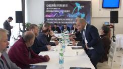 """Chișinău Forum III """"Beyond the Unipolar Moment: Perspectives on Multipolar World"""" (working languages EN and FR)"""