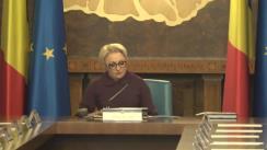 Ședința Guvernului României din 19 septembrie 2019